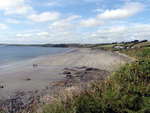 Carne Beach by Reading Tom